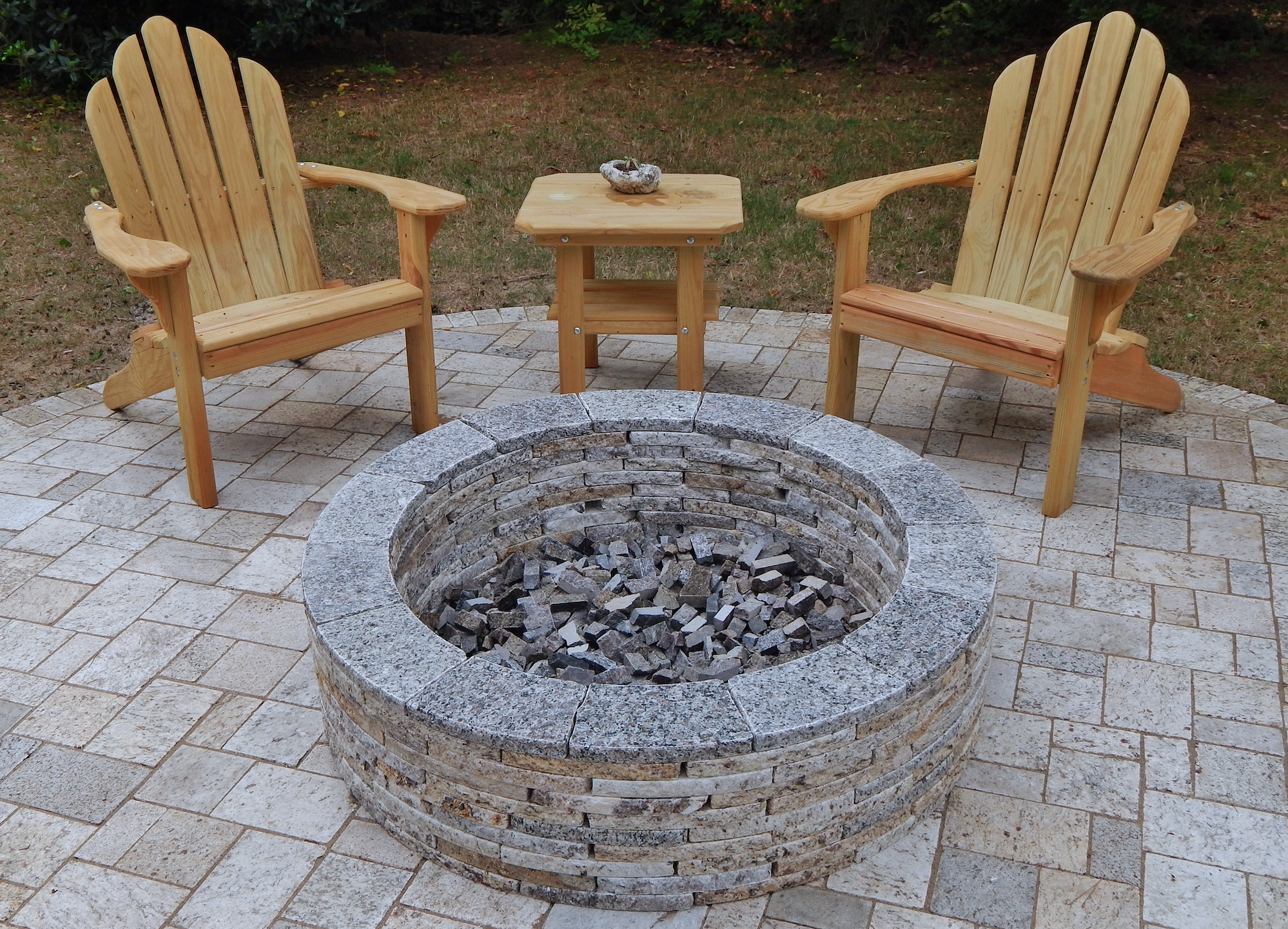 Fire Pits Atlanta Granite Fire Pits Outdoor Patio Fire Pit